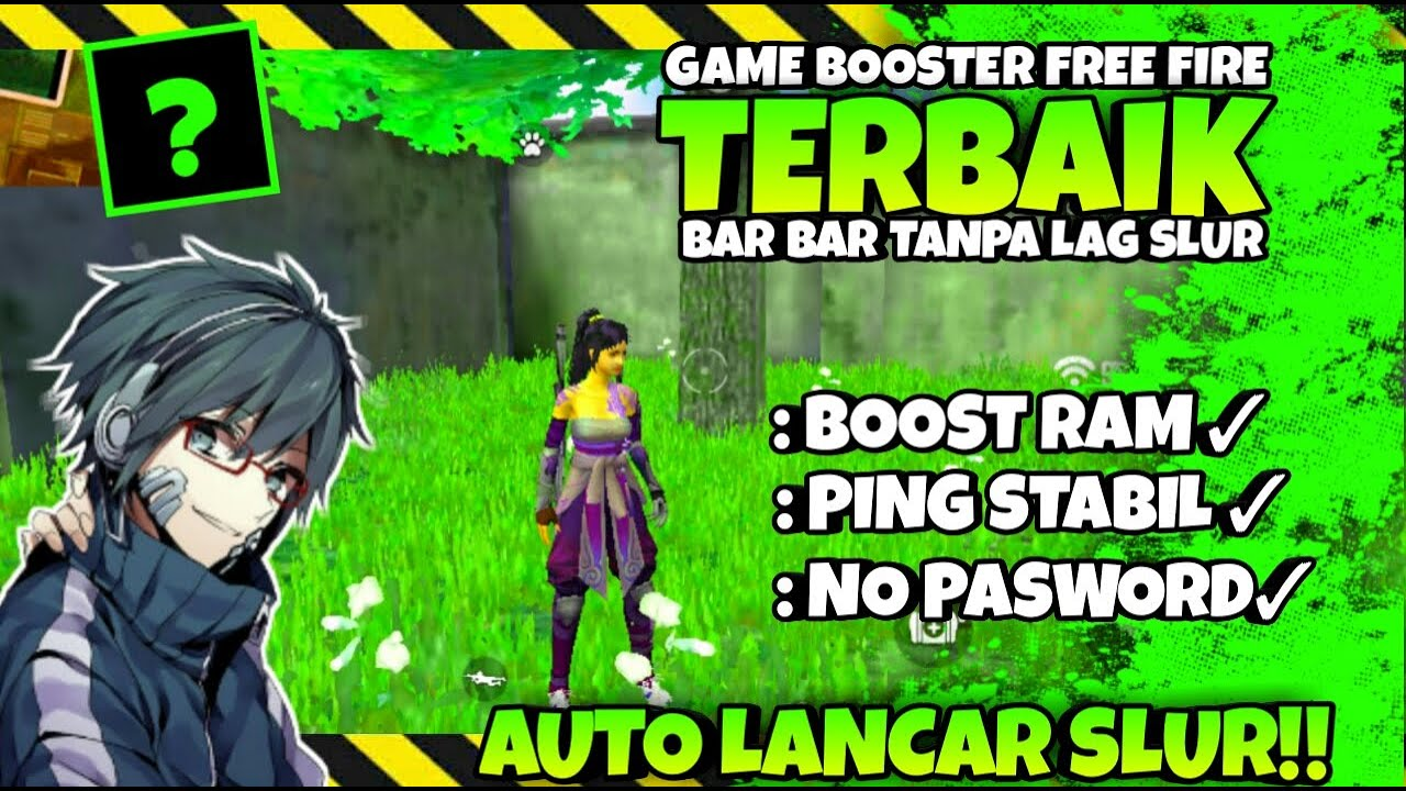 GAME BOOSTER FREE FIRE GAME BOOSTER APK ANTI LAG FREE FIRE ...