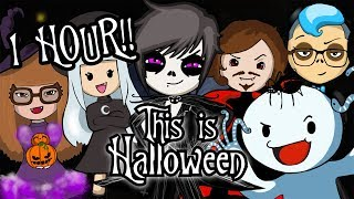 """(1 HOUR) """"THIS IS HALLOWEEN"""" (Remix/Cover) ft. TheOdd1sOut, OR3O, Day by Dave, CG5, Maya Fennec"""