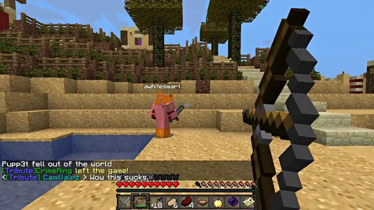 Survival Games Minecraft Servers - Minecraft Server List
