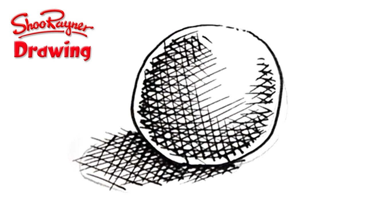 how to do shading and cross hatching youtube