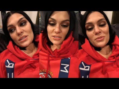 Jessie J | Instagram Live Stream | 3 May 2018