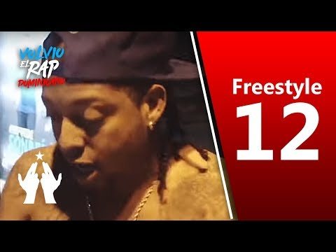 VOLVIO EL RAP DOMINICANO (Part. 12) @RochyRD #CiruMonkey #Freestyle HD