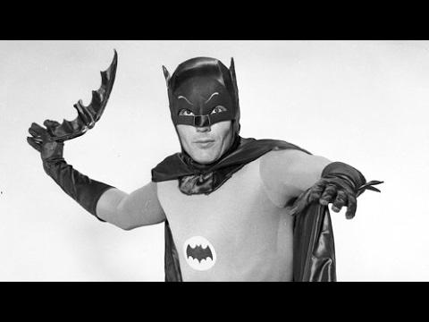 Breaking news: original Batman actor Adam West passed away at the age of 88
