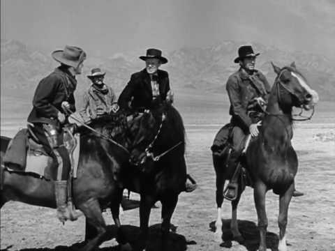 Yellow Sky  Western 1948  Gregory Peck, Anne Baxter, Richard Widmark