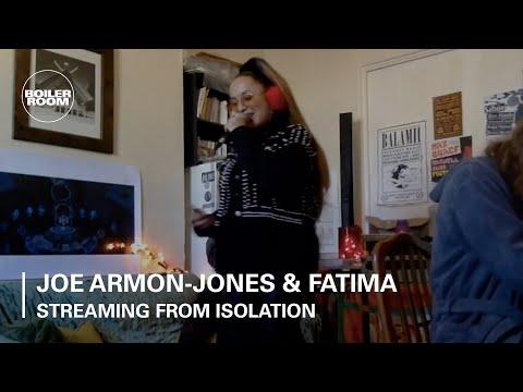 Joe Armon-Jones & Fatima | Streaming From Isolation With Night Dreamer & Worldwide FM