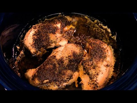 """Crock Pot Beer Chicken"" - The Chef Ron Lock Show S1/E4"