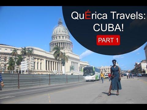 Cuba Travel Vlog - 4 days in Old Havana! (Pt.1)