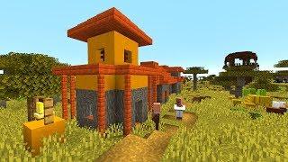 Neue Beerenbüsche, Winterdörfer & mehr! - Snapshot 18w49a - Minecraft 1.14 Update