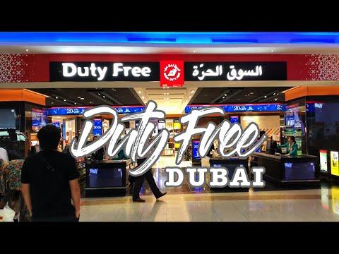 Dubai Duty Free | Feeling Vlogger OFW