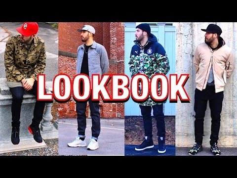 PUMA LOOKBOOK - How I Wear My Pumas