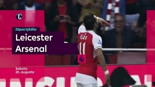 Zápas týždňa 2.kolo Leicester - Arsenal na DIGI Sport