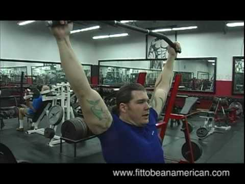 The Lat Pulldown