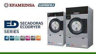 Secadoras Ecodryer Serie ED| Efameinsa