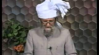 Urdu Dars Malfoozat #148, So Said Hazrat Mirza Ghulam Ahmad Qadiani(as), Islam Ahmadiyya
