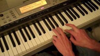 LostKeys #4 Sample-   Artist:     Rufus Wainwright  ,   Song:      Instant Pleasure