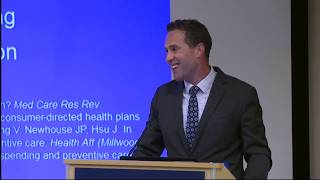 "IHPI Seminar: ""Helping Patients in High-Deductible Health Plans Get the Care They Need..."
