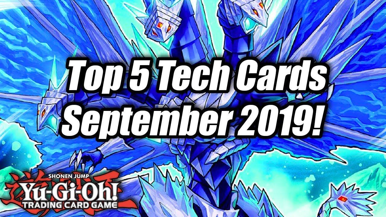 Yugioh Ban List September 2020.Yu Gi Oh Top 5 Tech Cards For The September 2019 Format