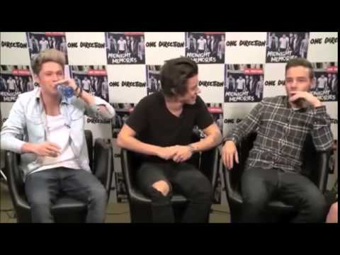 Niall Horan: Most contagious laugh ever