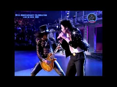 Michael Jackson 30th Anniversary Celebration - Black or White (Remastered) (HD)