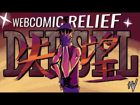 The Webcomic Relief - S4E15: Diesel