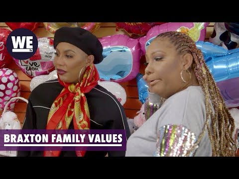 Traci & Tamar Are Back! 🎈| Braxton Family Values
