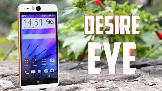 HTC Desire Eye, Review en español