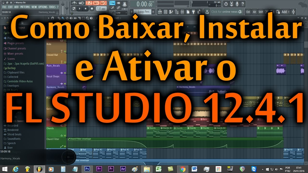 descargar fl studio 12 full español gratis completo crack
