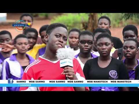 High School TV -  Mfantsiman Girls SHS full video part 2