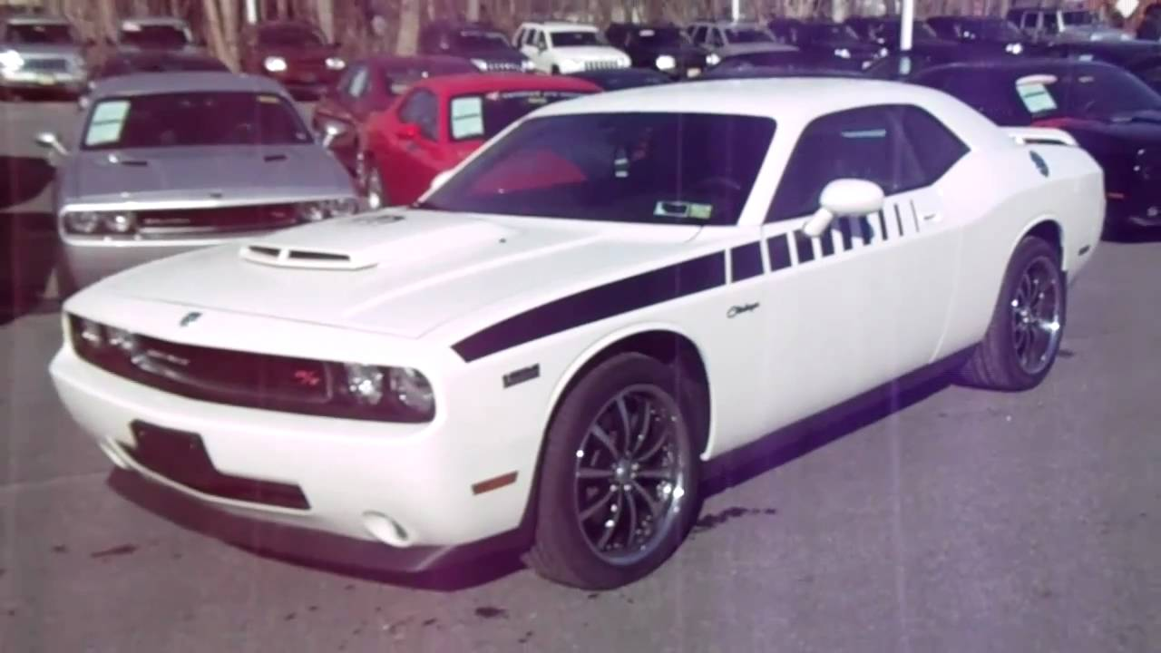 2010 Dodge Challenger R/T Classic For Sale~Mopar 10 Package~ONLY ...