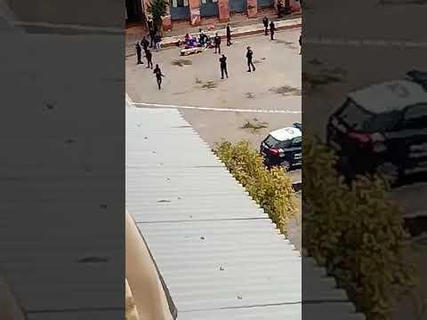 Imágenes en video del suceso de las Morenas