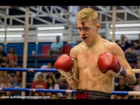Joe Le Maire Sumalee vs Sapowven Sukwitaya: Bangla Boxing Stadium, 5th October 2016