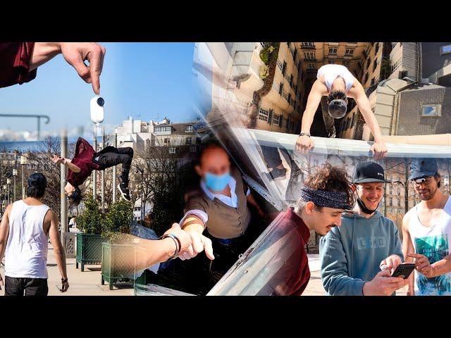 J'ai filmé une vidéo de lancement Insta360 GO 2 | Le Vlog !
