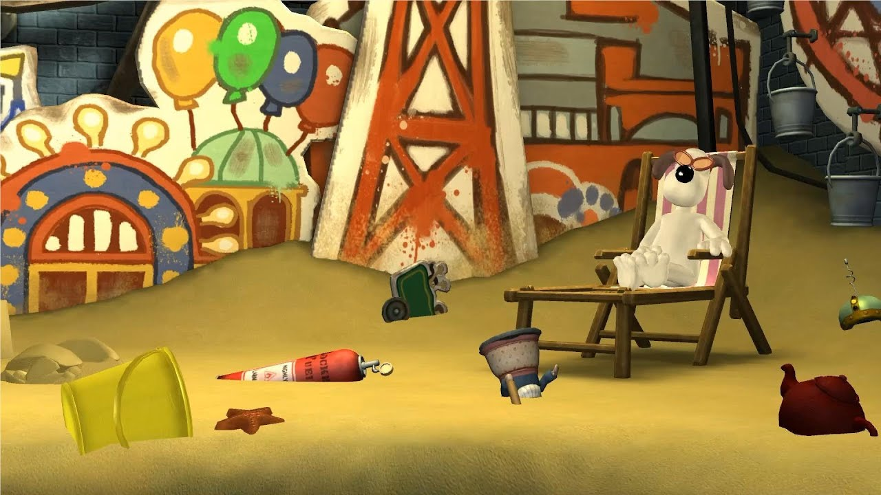 Download Wallace & Gromit's Grand Adventures, Episode 2: The Last Resort Playthough.