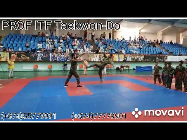 ☑️Հաղթիր ինքդ քեզ ///Պայքարելու արվեստ ITF Taekwon-Do🥋🇦🇲 Defeat yourself /// The art of fighting