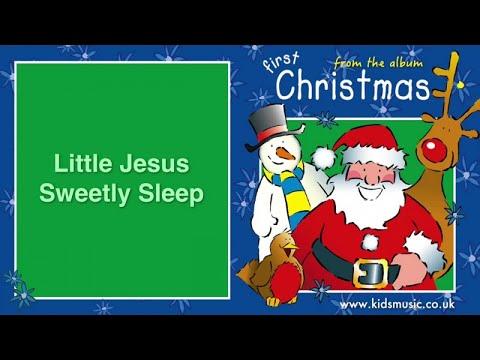 The Little 'Uns - Little Jesus Sweetly Sleep