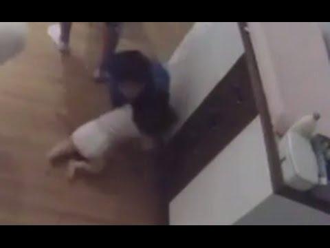 9χρονος έπιασε στον αέρα τον αδερφό του πριν πέσει από την αλλαξιέρα (ΒΙΝΤΕΟ)