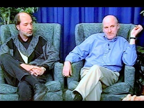 Adam Nussbaum & Dan Wall Interview by Monk Rowe - 4/19/2001 - Clinton, NY