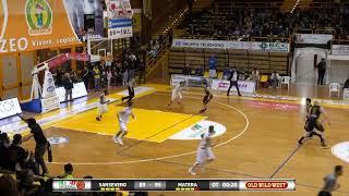 Download SERIE B PLAYOFF - SEMIFINALi GARA 2 - Allianz Pazienza Cestistica San Severo - Olimpia Matera Mp3 and Videos