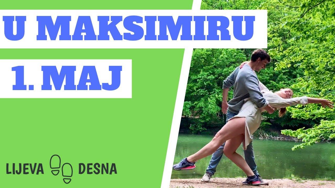 Marko & Antea: U Maksimiru | Lijeva&Desna