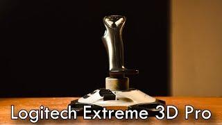 BEST BUDGET JOYSTICK: LOGITECH EXTREME 3D PRO (FULL REVIEW)