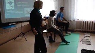 Конкурс 45 минут славы. Овчинникова М.Н. Урок физкультуры.