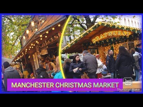 MANCHESTER CHRISTMAS MARKET 2019