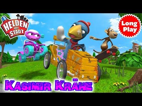 Die Helden der Stadt 2 -  Kasimir Krähe  - Long Play