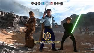 Star Wars Battlefront Heroes Vs Villains 728