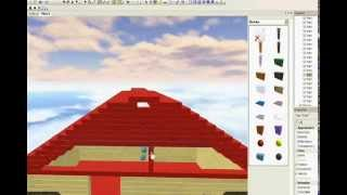 ROBLOX House speed build