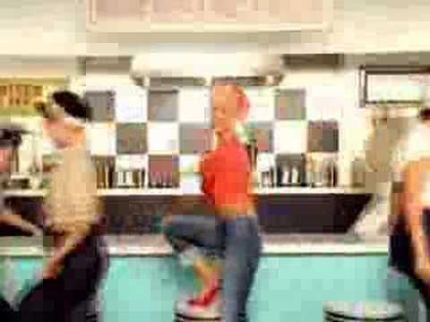 Christina Aguilera - Candyman (Fast)
