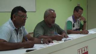 Arineudo Roberto aponta suas metas para o futebol Limoeirense caso seja eleito presidente da LDLN