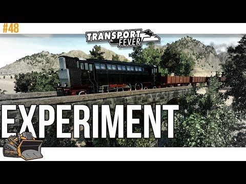 A new goods experiment | Transport Fever Metropolis #48