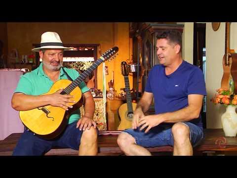 Assista: Na serra do Cipó ouvimos as músicas do Quincas da Viola
