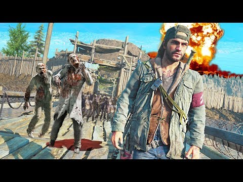 ARMY vs 1,000,000 ZOMBIES!! (Days Gone, Part 9)